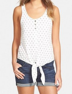 Hinge Cami Hl318201mi New With Tags Top