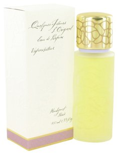 House of Houbigant Quelques Fleurs Perfume by Houbigant Eau De Parfum Spray 3.4 oz
