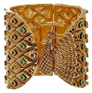 House of Harlow House of Harlow Peacock Cuff