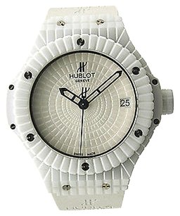 Hublot Hublot Big Bang White Caviar- 42mm- Ceramic Bezel - 346.hx.2800.rw- Boxpapers