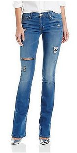 Hudson Jeans Love Foxey Med Wash Boot Cut Jeans