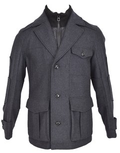Hugo Boss Men's Pea Coat