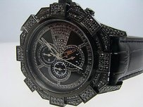 IceTime Ct Icetimejojojoe Rodeo Blackhawk Diamond Watch
