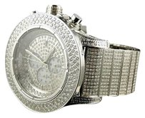 IceTime Mens Icetime Crown Joe Rodeo Jojo Super Avenger Diamond Watch Band Ct