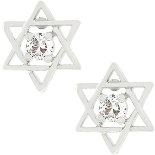 Other Star Of David Stud Earrings