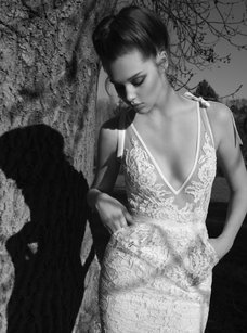 Inbal Dror 13-5 Wedding Dress
