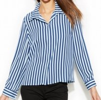 INC International Concepts 100-polyester 49209dt899 Top