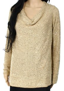 INC International Concepts 5n452go899 Cowl Neck Sweater