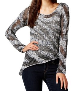 INC International Concepts 5n471ow899 Cotton Blends Sweater