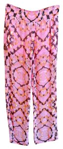 INC International Concepts Wide Leg Pants pink