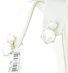 Ippolita Ippolita Rock Candy Stone Post Earrings Mop Quartz Doublet Sterling
