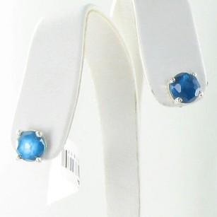 Ippolita Ippolita Earrings Wonderland Mini Studs Malibu Doublet Sterling Silver