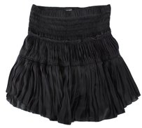 Isabel Marant 10 42 Black Fr Nm Skirt