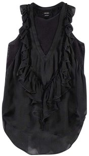 Isabel Marant 36 Black Dress Rbk Top