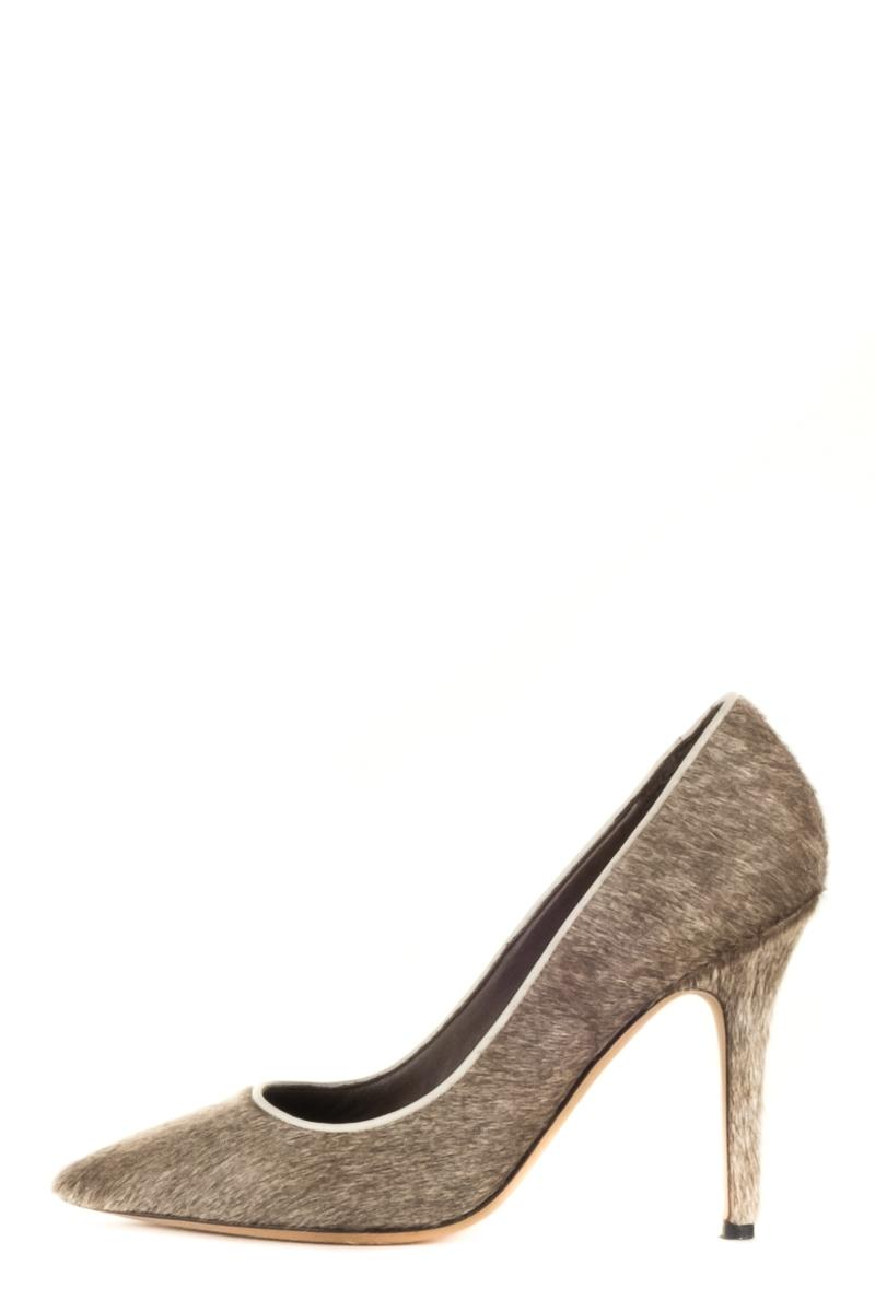Isabel Marant Ponyhair Pointed-Toe Pumps clearance big sale pay with paypal online outlet cheap cheap sale Manchester 23B3H1