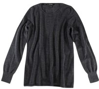 Isabel Marant Charcoal Fr Kah Top