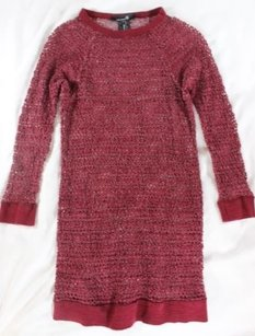 Isabel Marant short dress Brick Red Hey There Slim on Tradesy