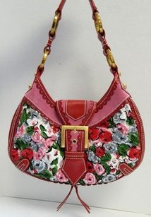 Isabella Fiore Floral Shoulder Bag