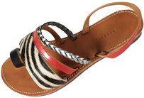 Isapera Cutest Leather Pony Nm Sandals