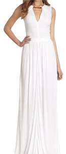 White Maxi Dress by ISSA London