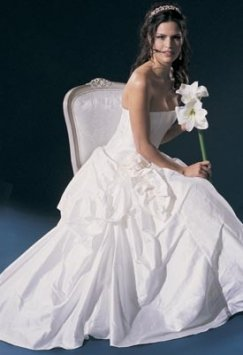 Jessica mcclintock amelia wedding dress for Jessica mcclintock wedding dresses outlet