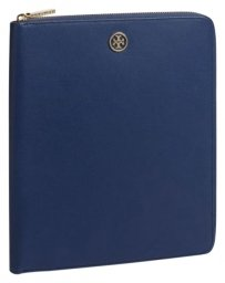 Tory Burch Tory Burch Robinson e-Tablet Notebook Holder New with Tags