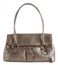 Gianni Bini Bag - Satchel in Brown