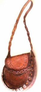 Vintage Cross Body Bag