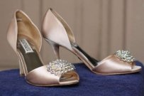 Badgley Mischka Lacie Pump Blush/Pink Formal