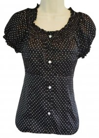 Candie's Top Black