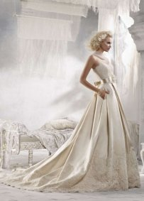 Alvina Valenta Av 9215 Wedding Dress