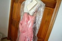Ann Taylor Light Pink 203599 Dress