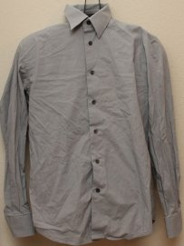 Express 1mx Medium Men's Dress Shirt.