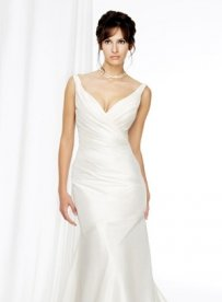 Jenny Lee Violette 610 Wedding Dress