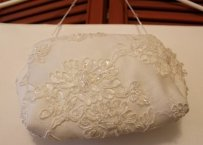 Mary's Bridal Bridal Purse And Matching Shawl Brand