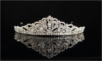 Bridal Wedding Crystal Tiara