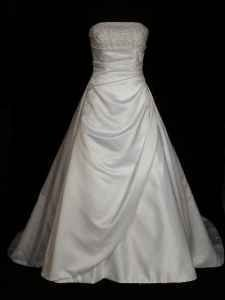 David 39 s bridal st tropez v8175 wedding dress tradesy for St tropez wedding dress