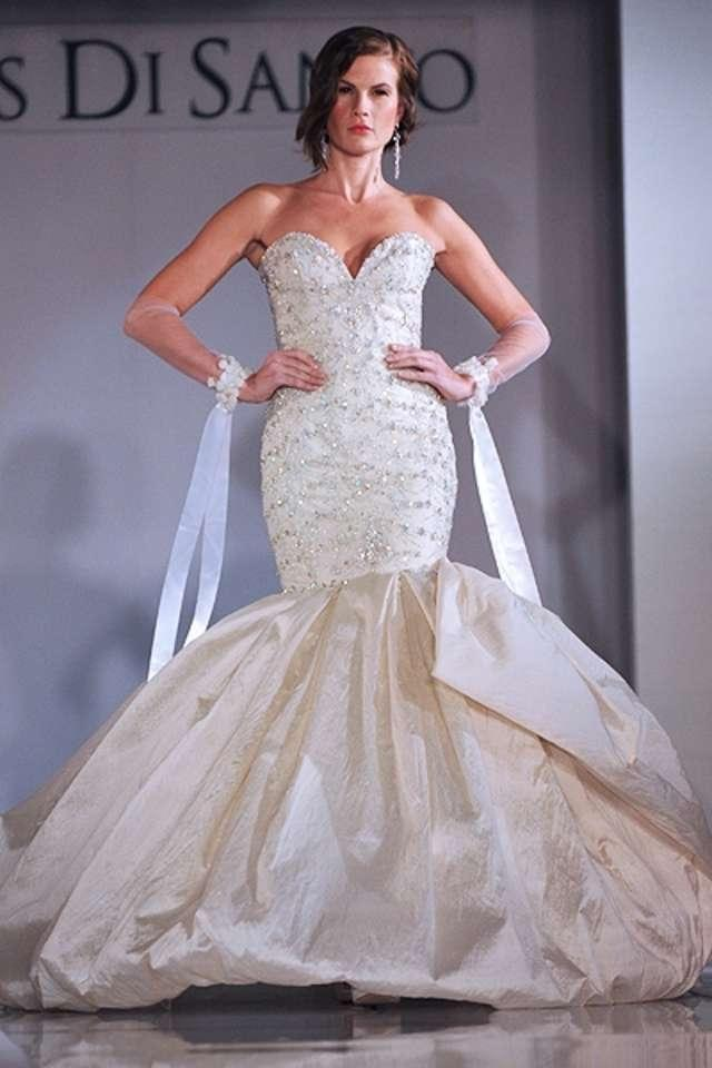 Ines di santo elite wedding dress tradesy weddings for Ines di santo wedding dresses prices