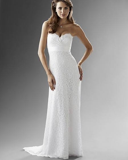 Wedding Gown White House Black Market 28 Images