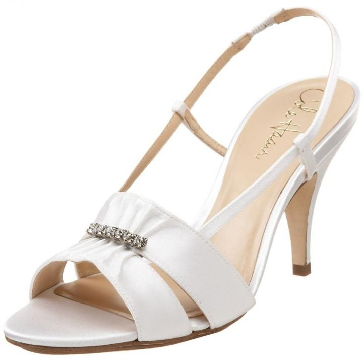 cole haan wedding shoes cole haan ceci air ruched sandal wedding shoes tradesy 3008