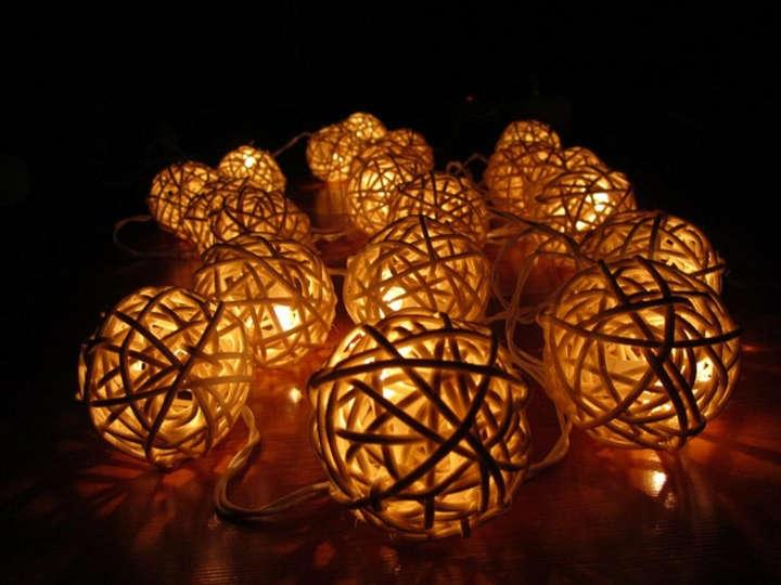 Rustic Globe String Lights : 301 Moved Permanently