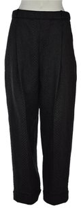 J Brand J Womens Textured Casual Cuffed Trousers Pants