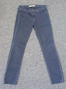 J Brand J Wash Cotton Blend Stretch Low Rise Skinny Leg S348 Skinny Jeans