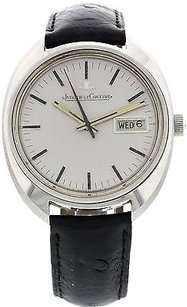 Jaeger-LeCoultre Mens Vintage Jaeger Lecoultre Master Mariner Stainless Steel Watch 24002-42