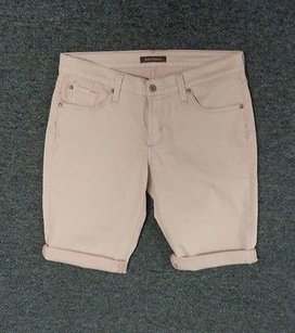 James Jeans Flat Shorts Nude Pink
