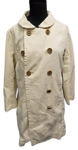 J.Crew Crew Light Cotton Coat