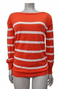J.Crew Factory Stripe Boatneck Sweater