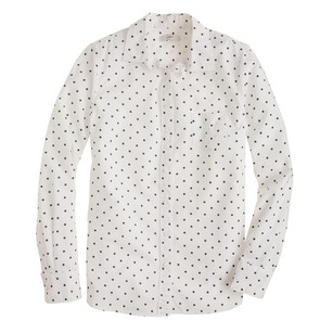 67609c8712a96f J.Crew Button Down Shirts - Up to 90% off at Tradesy