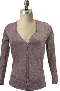 J.Crew Glittery Cardigan Wool Sweater