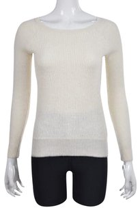 J.Crew Womens Crew Neck Wool Shirt Waffle Knit Sweater